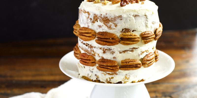 Guilt-Free Carrot Cake
