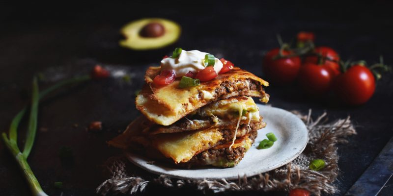 Low-Carb Quesadillas