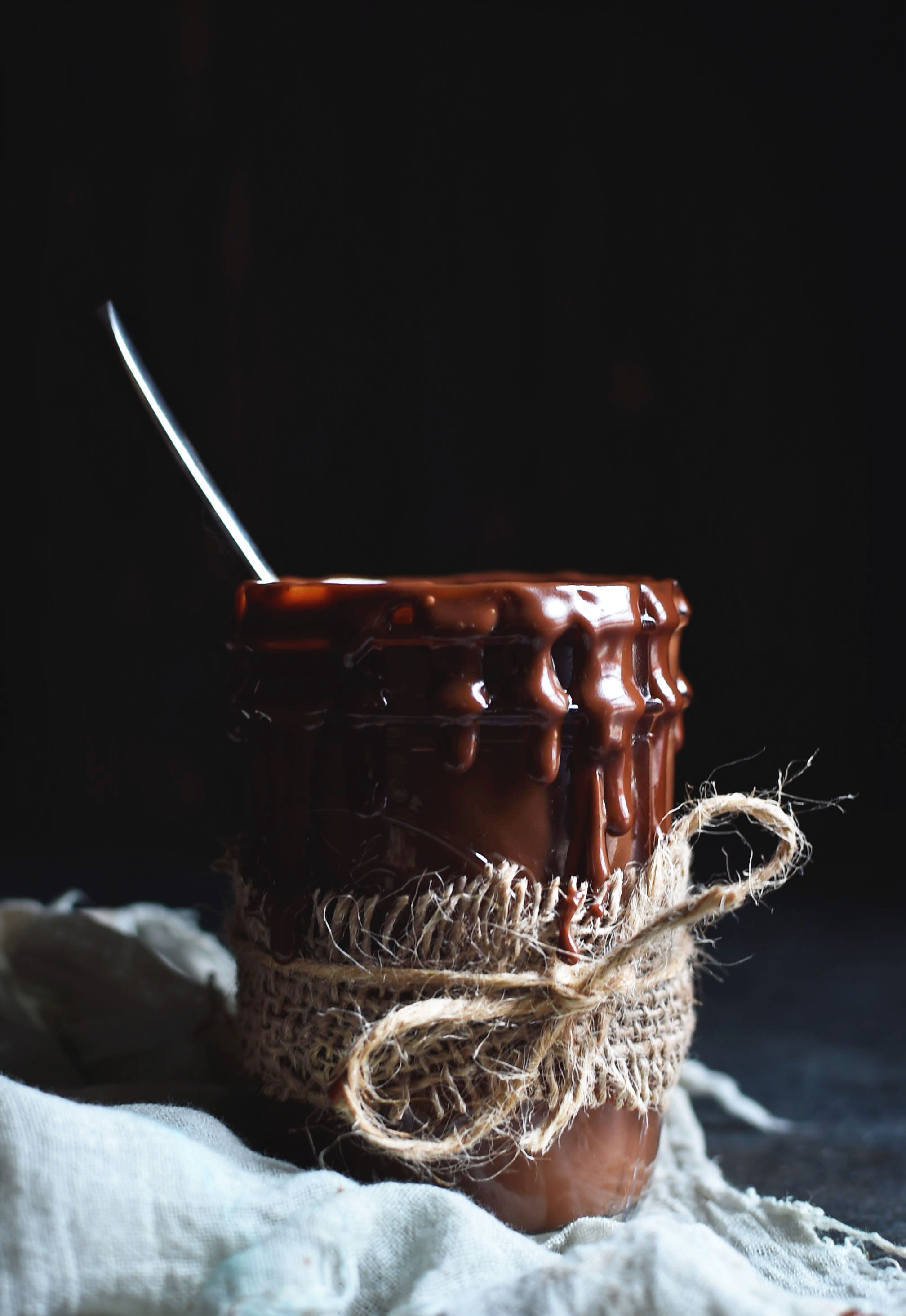 Low-Carb Hot Fudge Sauce