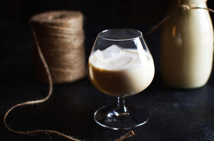 Low-Carb Irish Cream Liqueur