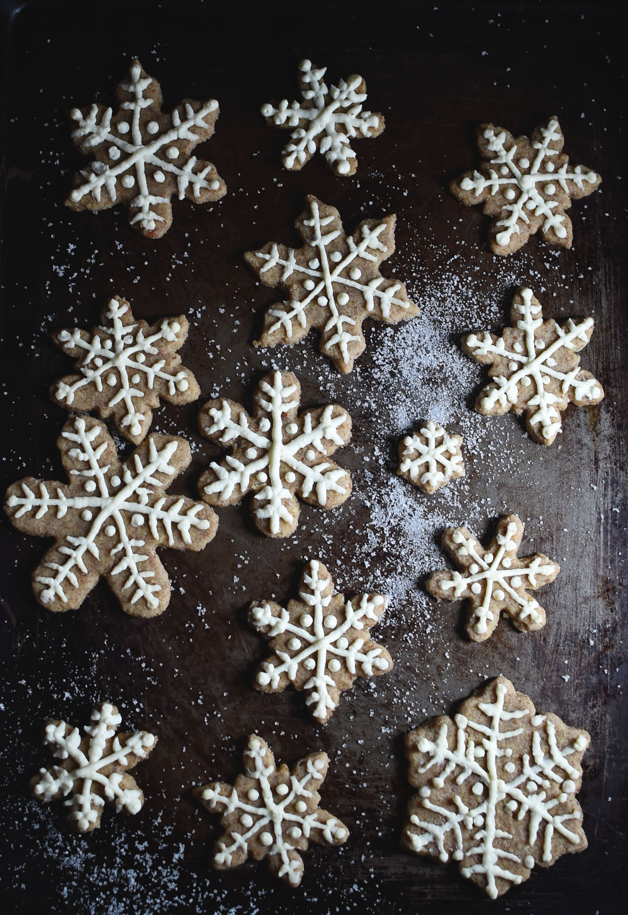 Low-Carb Pecan Shortbread Cookies