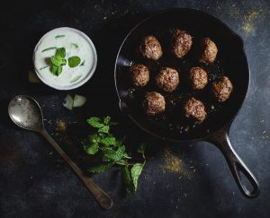 Gyro Meatballs