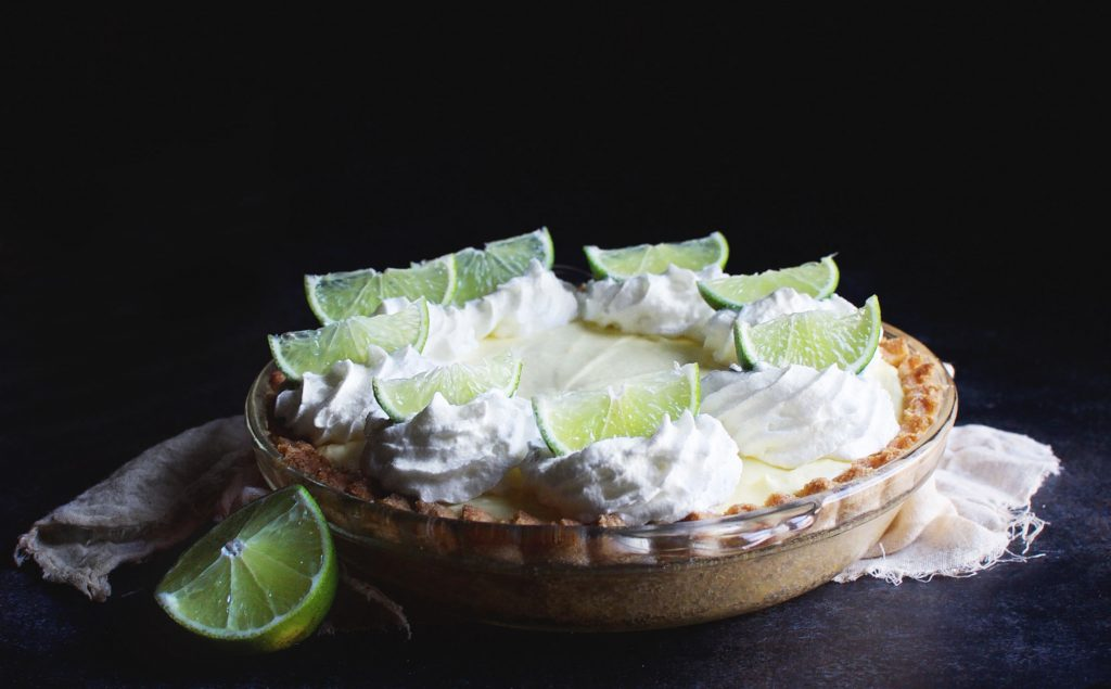 Low-Carb Key Lime Pie