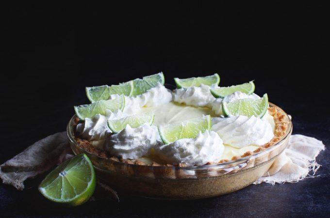 Low-Carb Key Lime Pie
