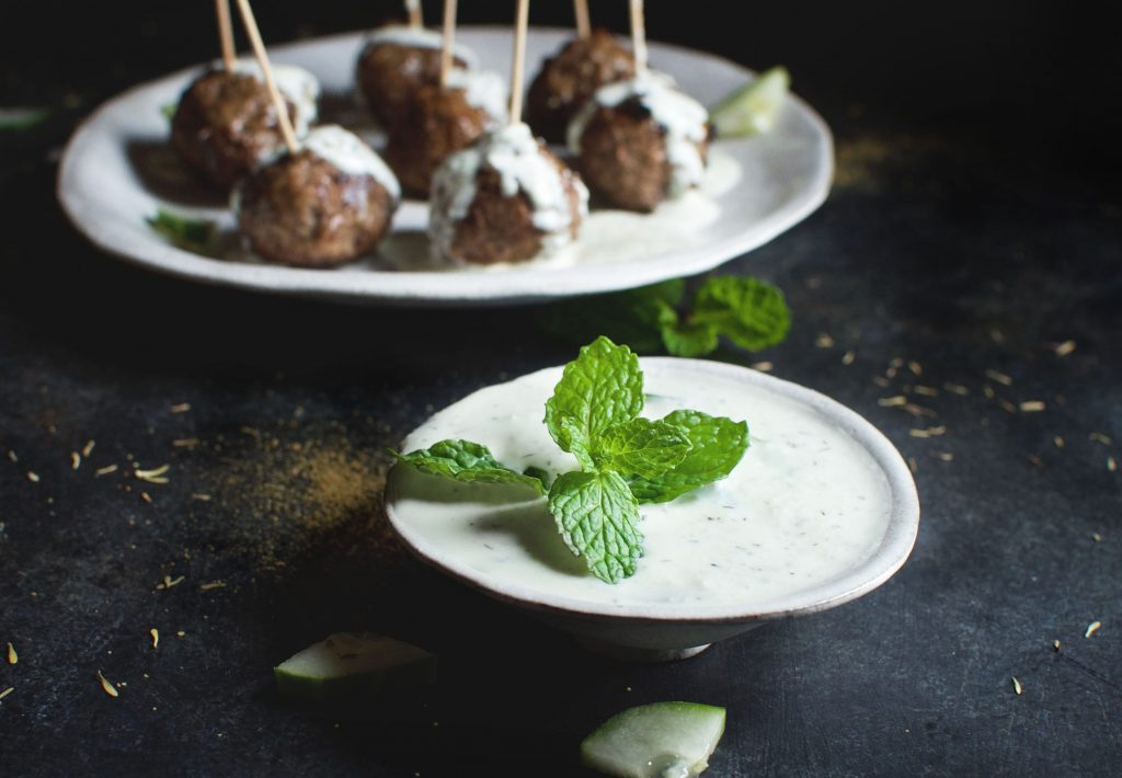 Tzatziki Sauce-Greek Cucumber Yogurt Sauce