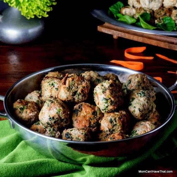 Low-Carb Meatball Recipes