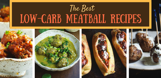 The Best Low-Carb Meatball Recipes