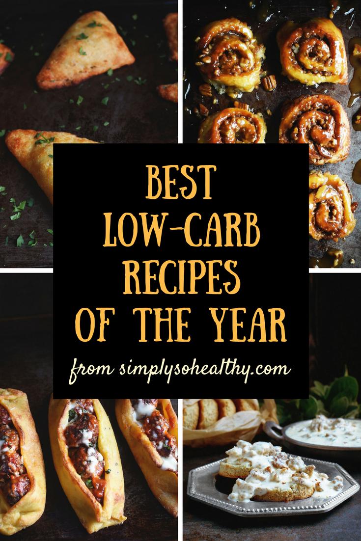 Best Low-Carb Recipe 2017