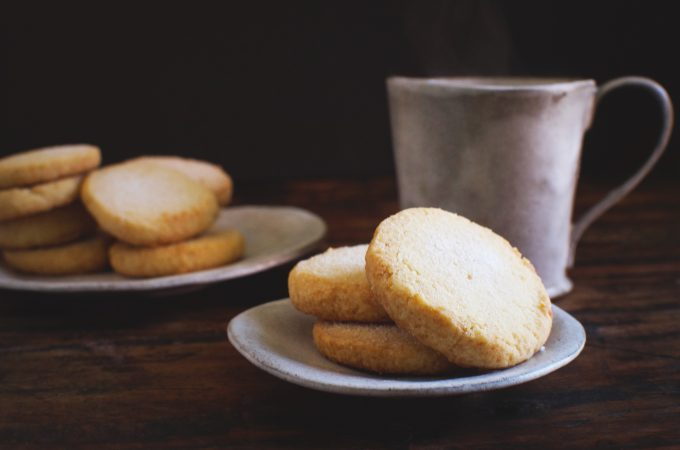Low-Carb Sugar Cookies