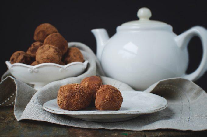 Dark Chocolate Truffles–Low-Carb Recipe