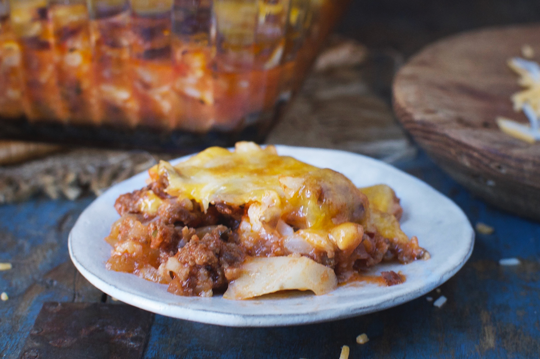 Keto-Friendly Italian Ground Beef Casserole Recipe ...