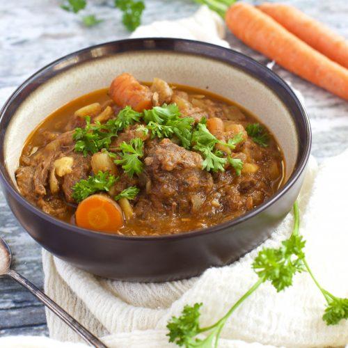Paleo Slow-Cooker Irish Stew