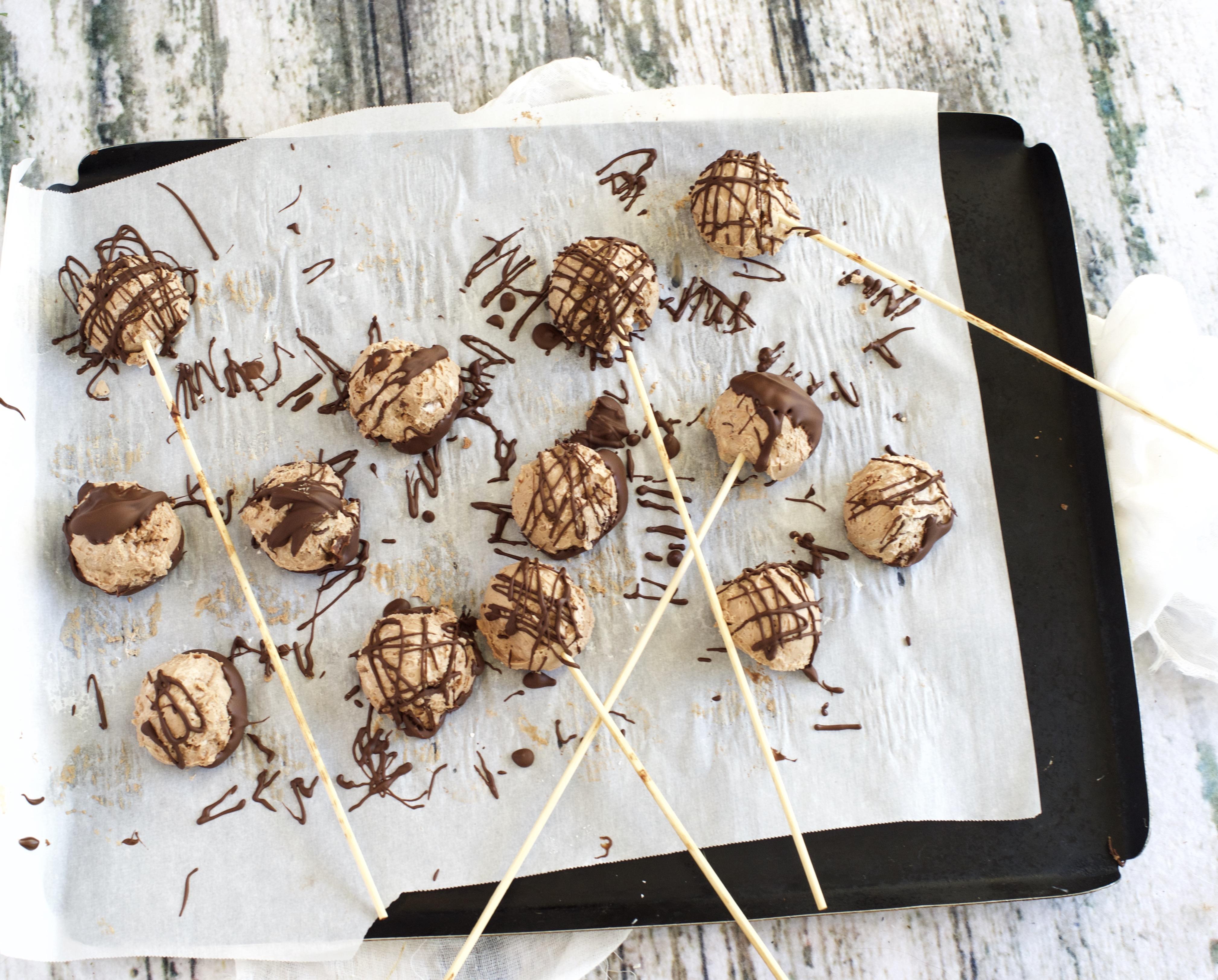 Low-Carb Chocolate Truffles