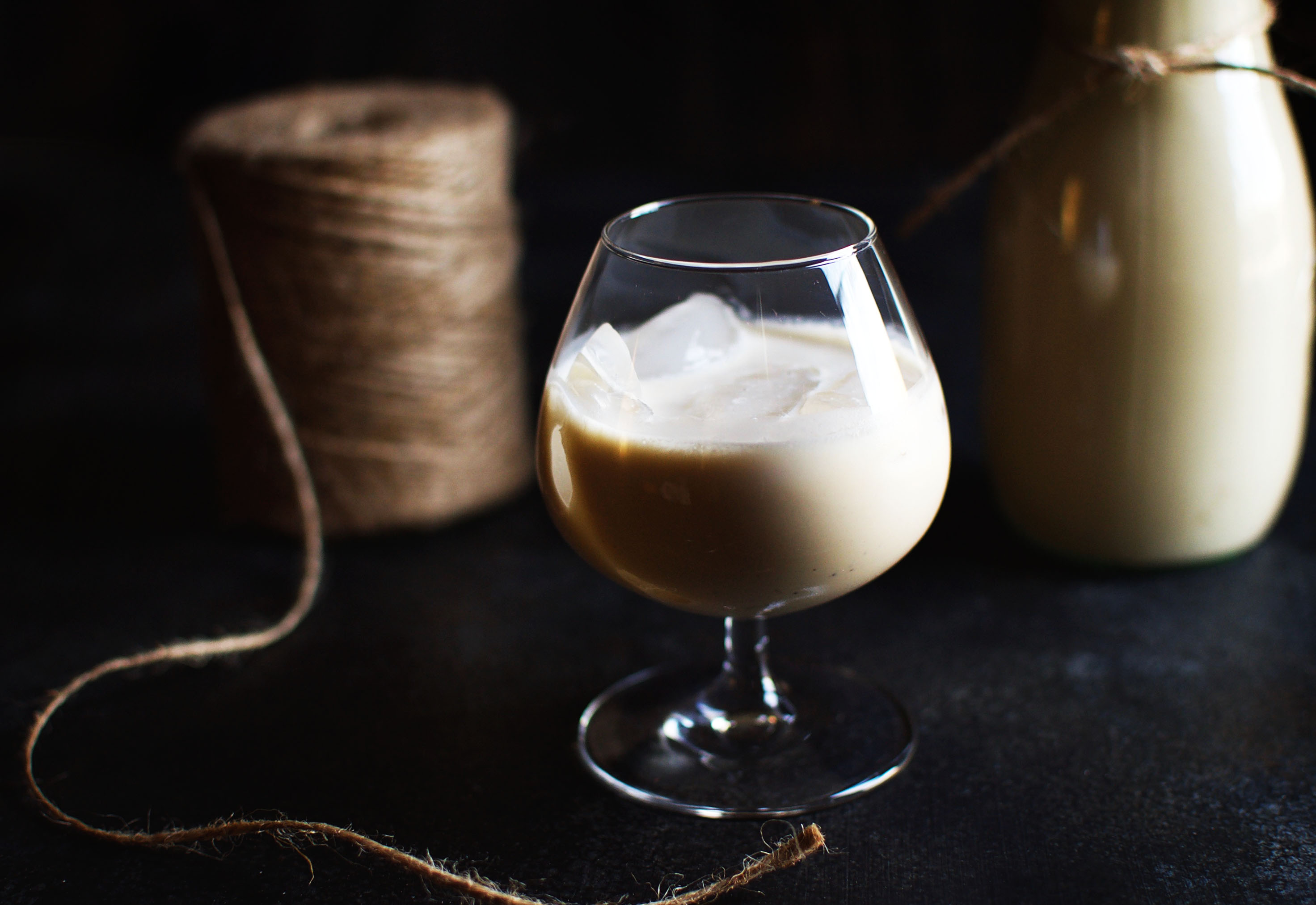 Low-Carb Irish Cream Liqueur (Keto-Friendly Copycat Bailey's)