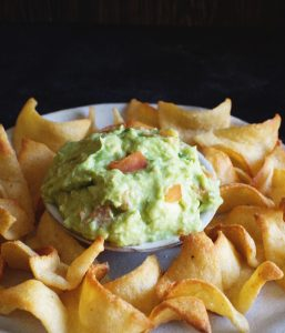 Low-Carb Appetizers: Low Carb Tortilla Chips