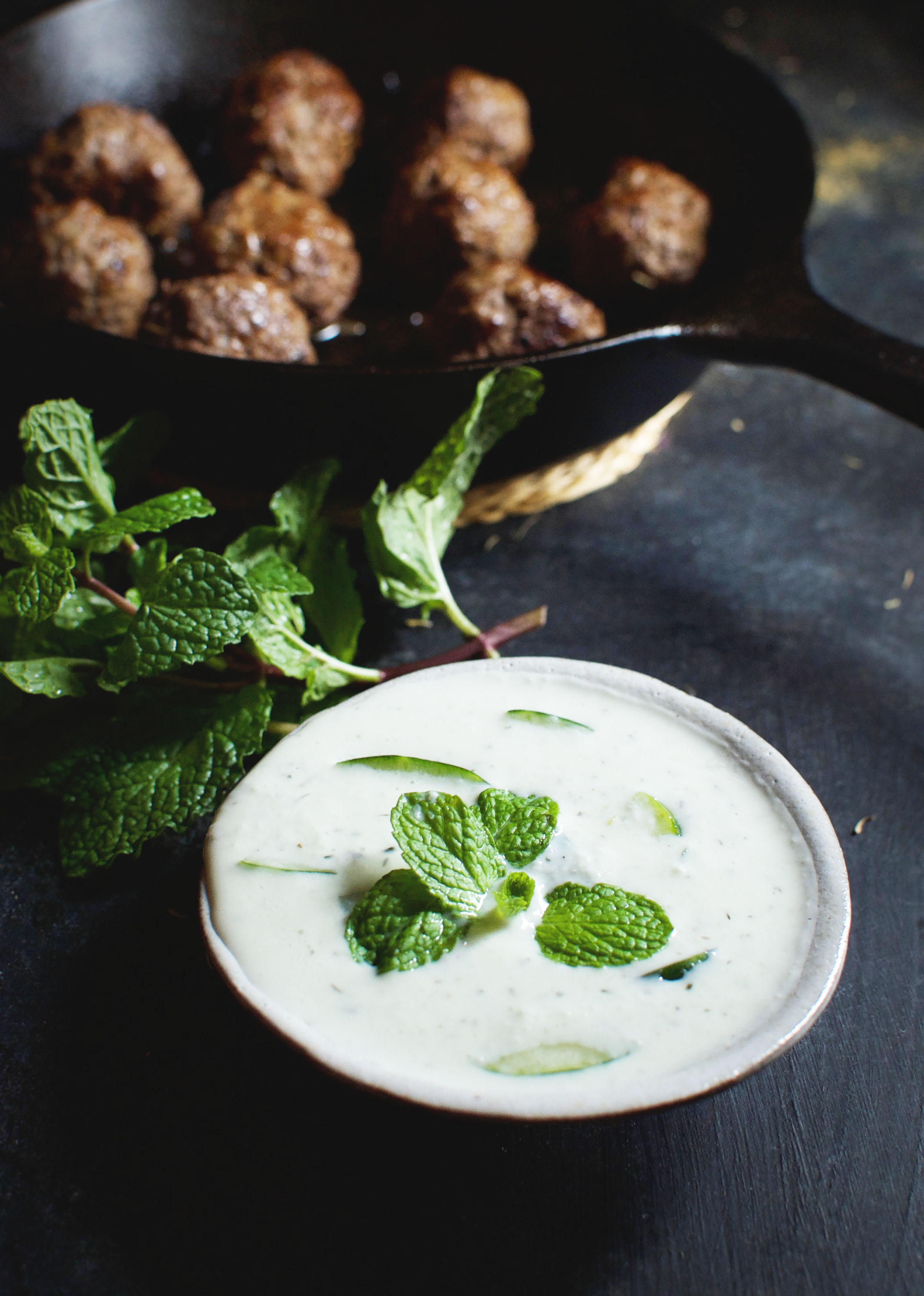 Tzatziki Sauce-Greek Cucumber Yogurt Sauce