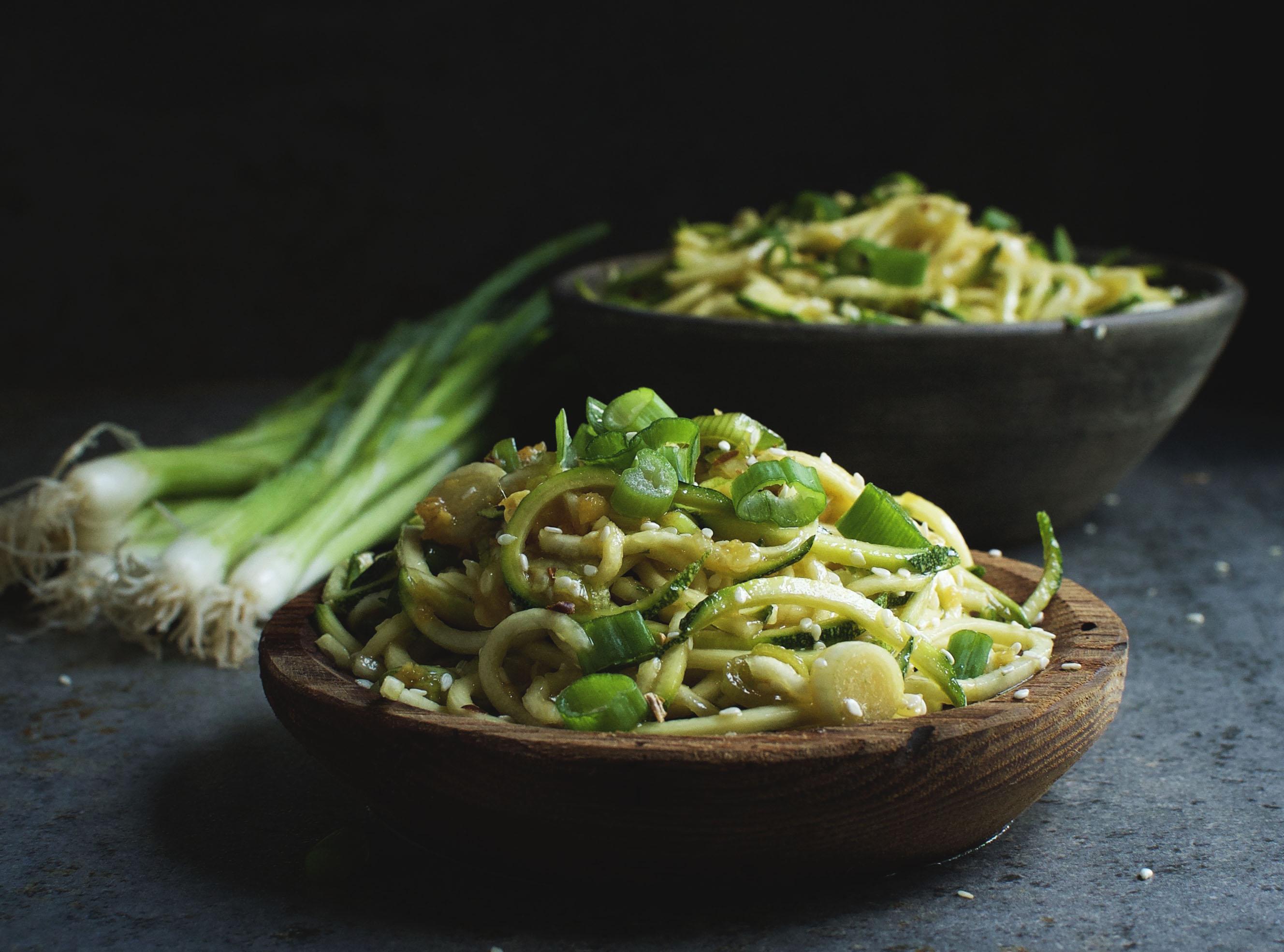 Low-Carb Asian Noodles