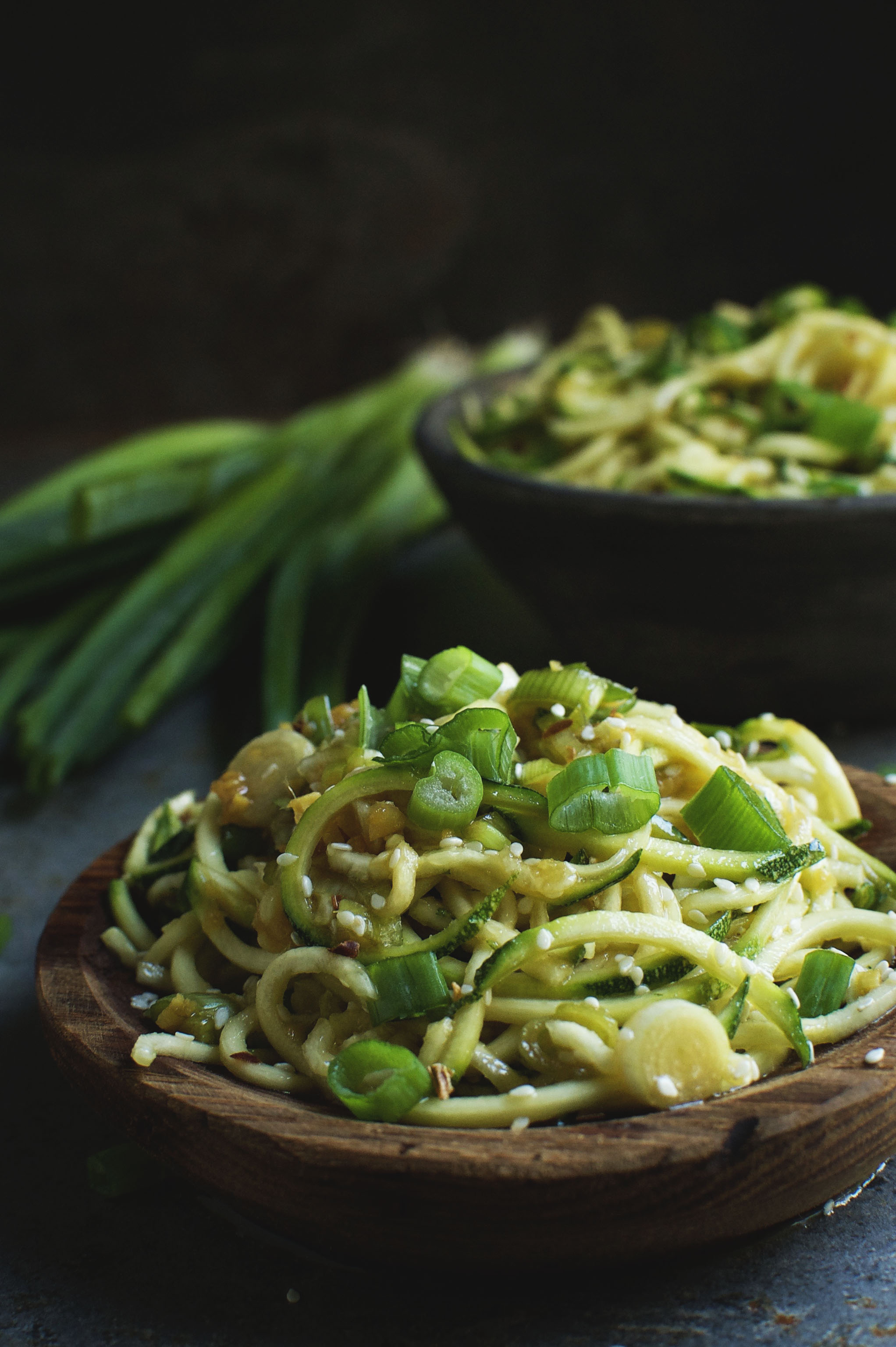 Low carb asian recipe