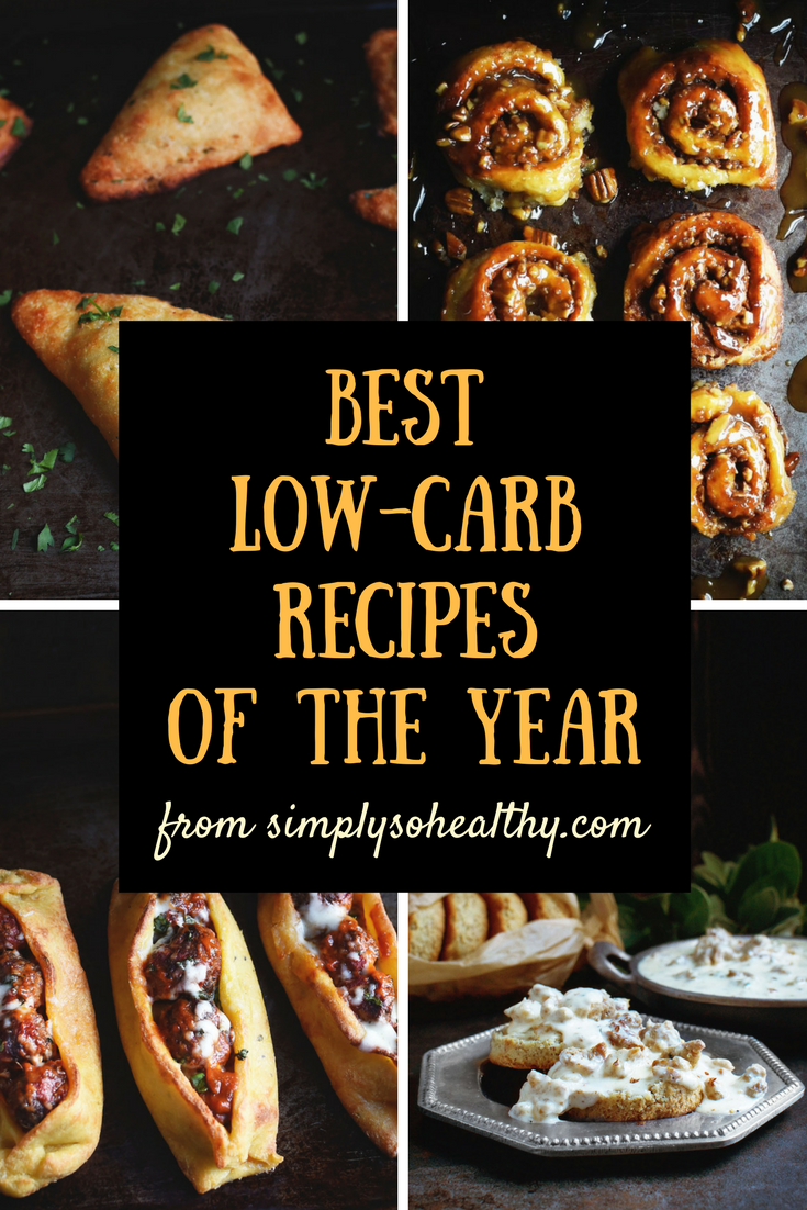Best Low-Carb Recipe 2017