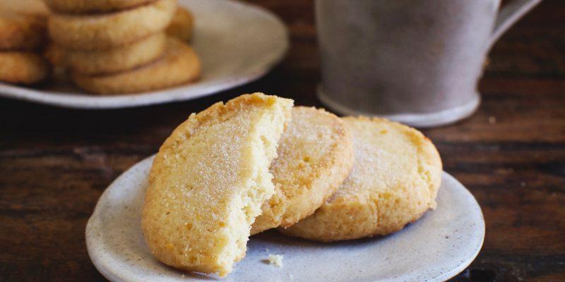 Low-Carb Sugar Cookies