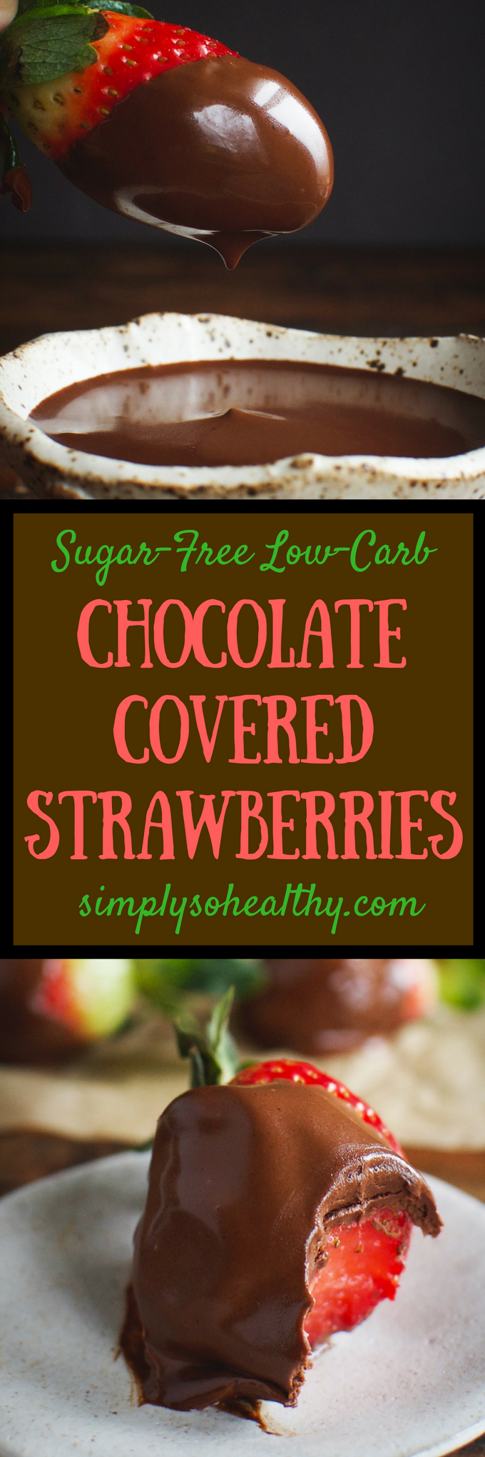 How To Make Chocolate Covered Strawberries With Heavy Cream
