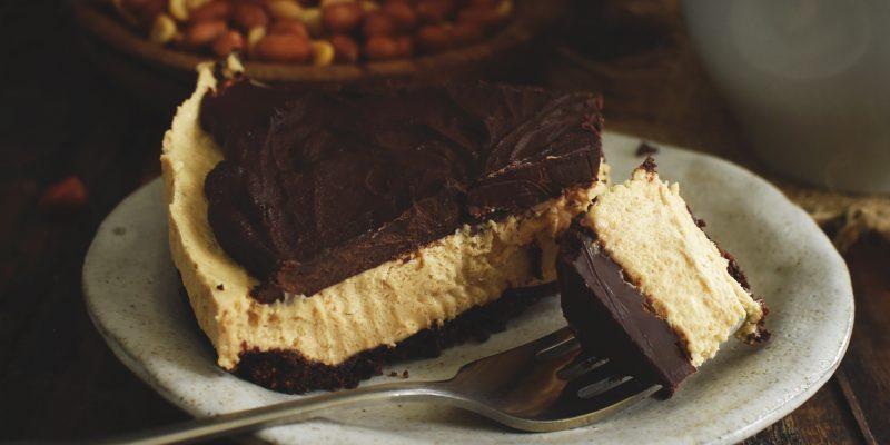 Low-Carb Peanut Butter Pie Recipe