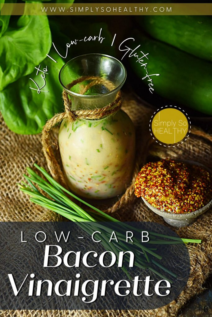 Bacon Vinaigrette recipe