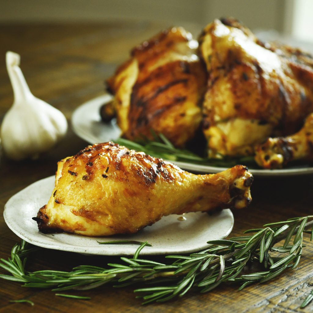 Grilled Rosemary Lemon Chicken-Recipe shot