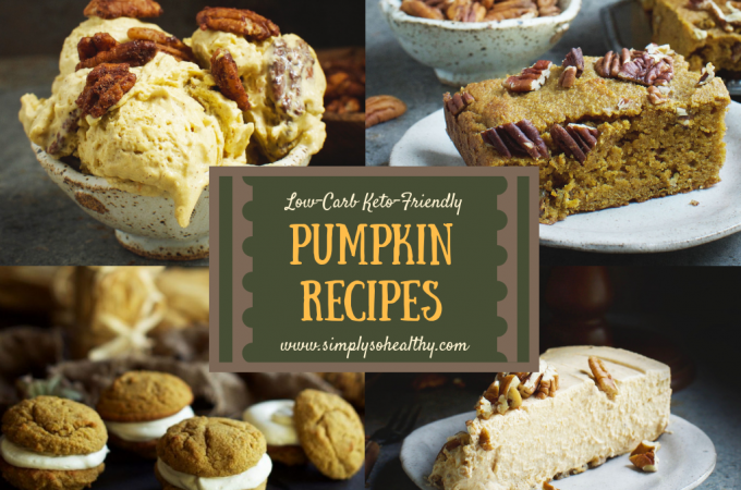 The Best Keto-Friendly Low-Carb Pumpkin Recipes
