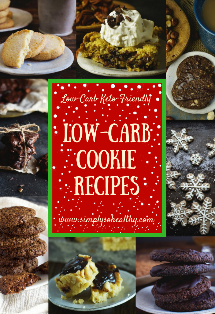 hese Keto-Friendly, Low-Carb Holiday Cookies help celebrate the holidays and still stay on track. They can be part of a low-carb, keto, Atkins, gluten-free, grain-free, or Banting diet. #ketocookierecipes #ketocookies #lowcarbcookies #ketochristmascookies