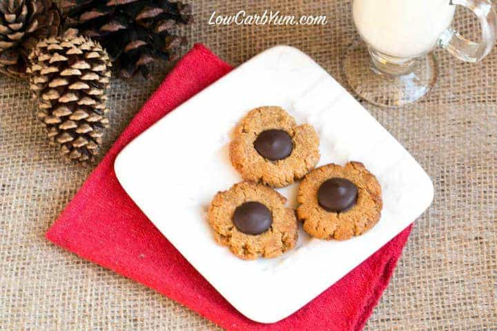 Keto-Friendly, Low-Carb Holiday Cookies