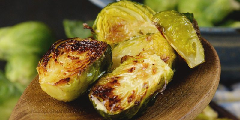 Easy Roasted Brussels Sprouts: A step-by-step tutorial