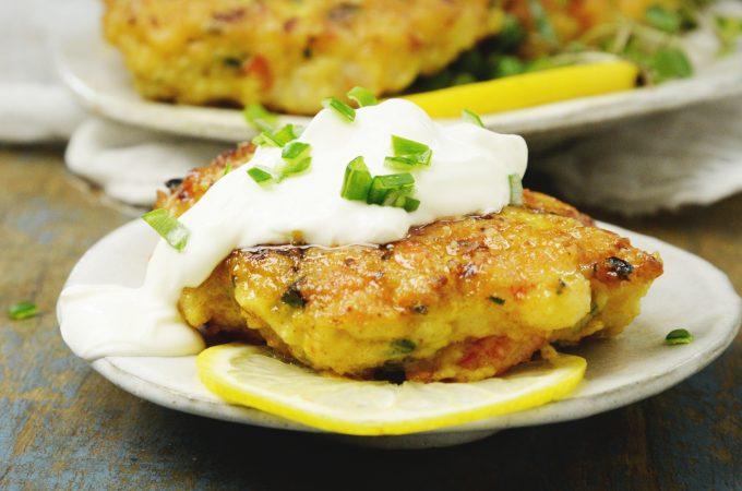 Shrimp Cakes Recipe–Low-Carb and Keto-Friendly