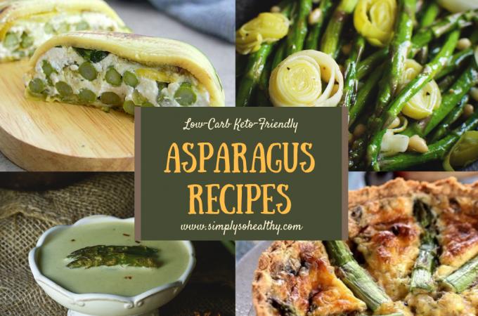Low-Carb Asparagus Recipes