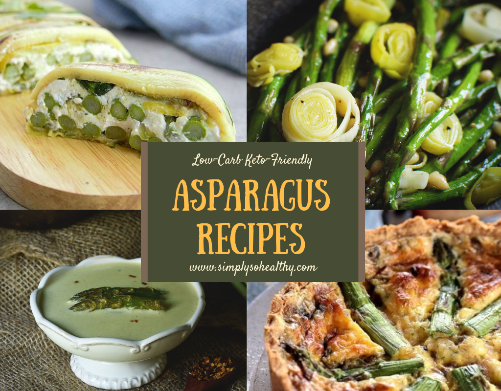 Low-Carb Asparagus Recipes
