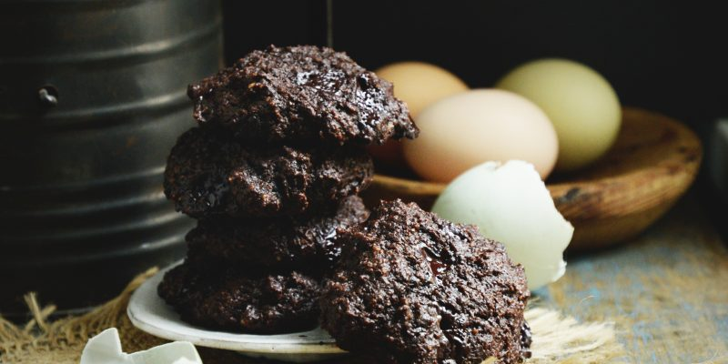 Keto-Friendly Double Chocolate Chip Cookies Recipe