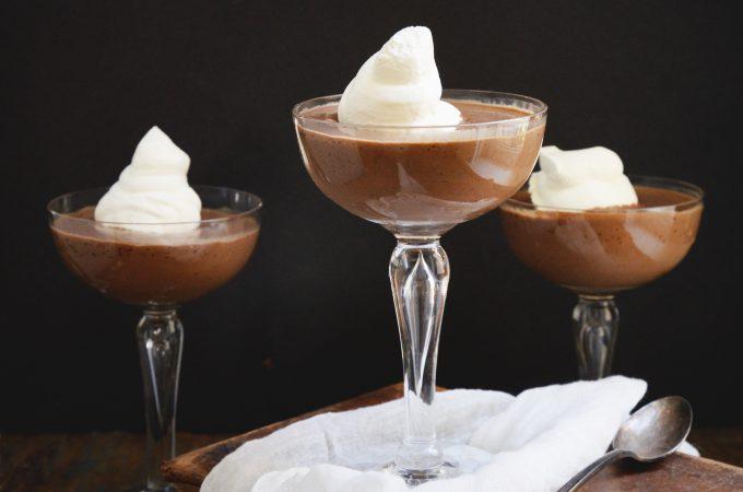 Low-Carb Chocolate Pudding Recipe