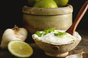 Creamy Cilantro Lime Dressing Recipe