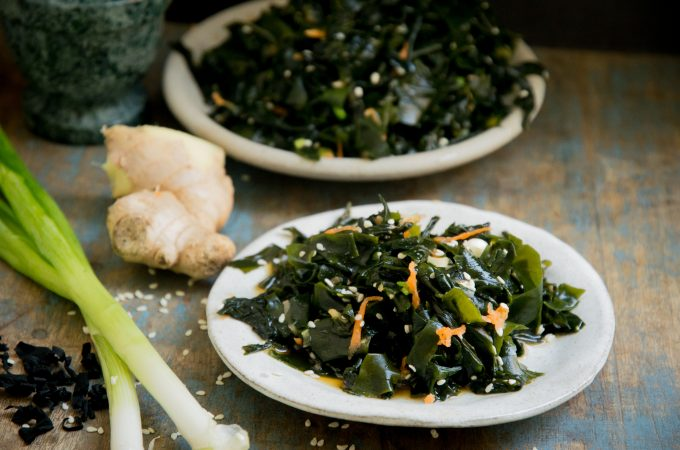 Low-carb Seaweed Salad Recipe