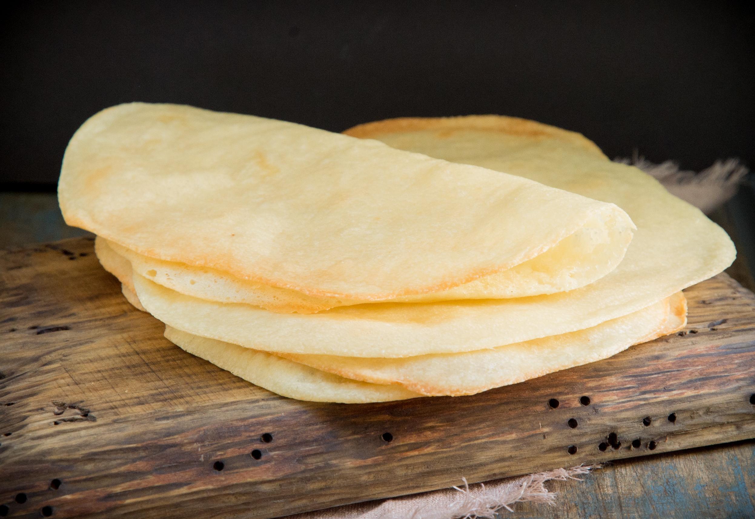 Homemade Low-Carb Tortillas Recipe - Simply So Healthy