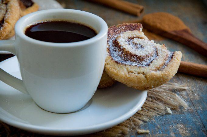 Keto Cinnamon Shortbread Cookies Recipe