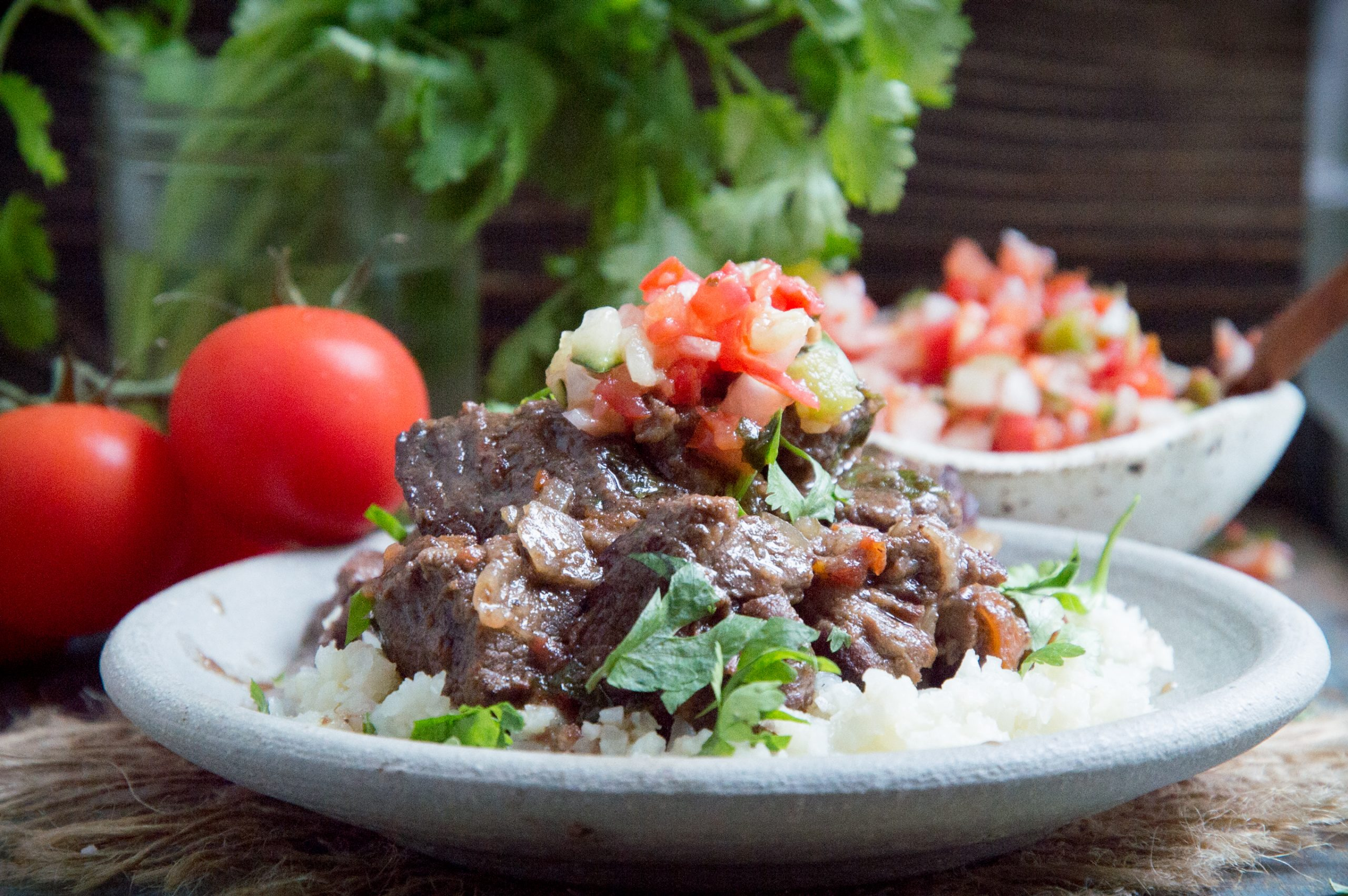 Low-Carb Mexican Beef Stew (Slow-Cooker Recipe)