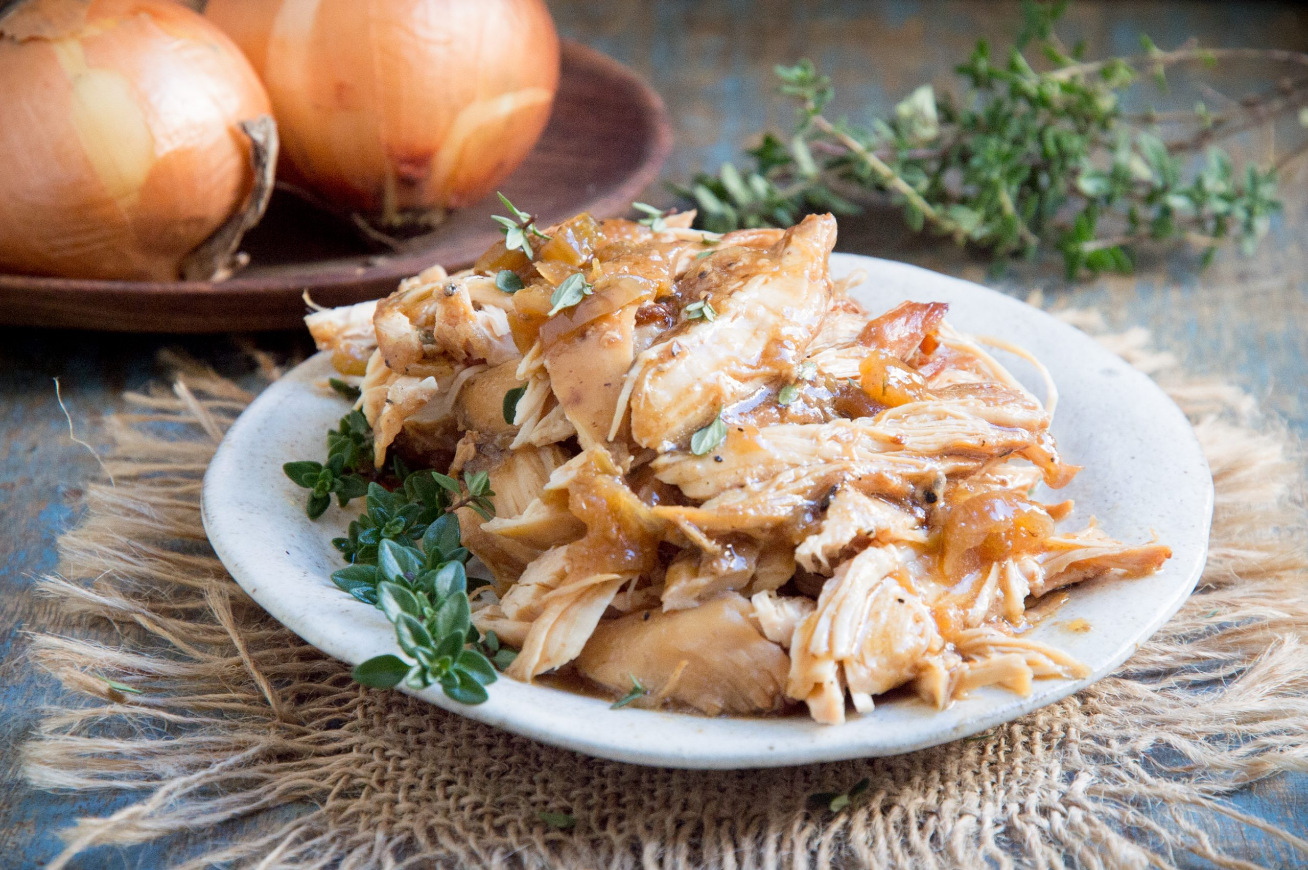 Easy Keto-Friendly Crockpot Chicken