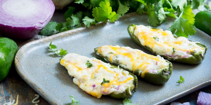Low-Carb Jalapeño Poppers (Keto-Friendly)