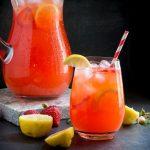 Sugar-Free Strawberry Lemonade (Low-Carb, Keto-Friendly)