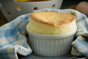 Single Lemon Souffle
