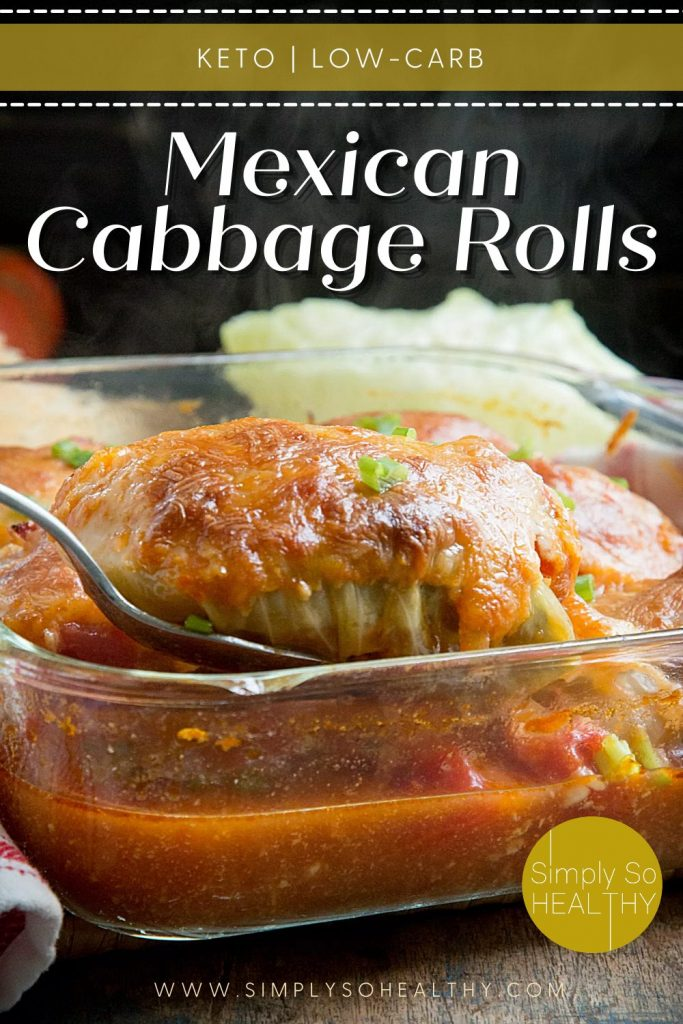 Mexican Cabbage Rolls
