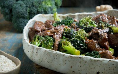 Low-Carb Beef and Broccoli (Keto-Friendly)