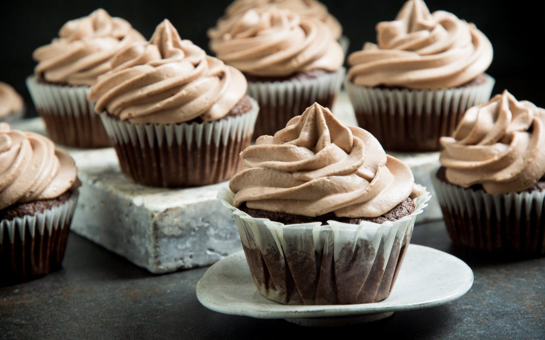 Ultimate Keto Chocolate Cupcakes