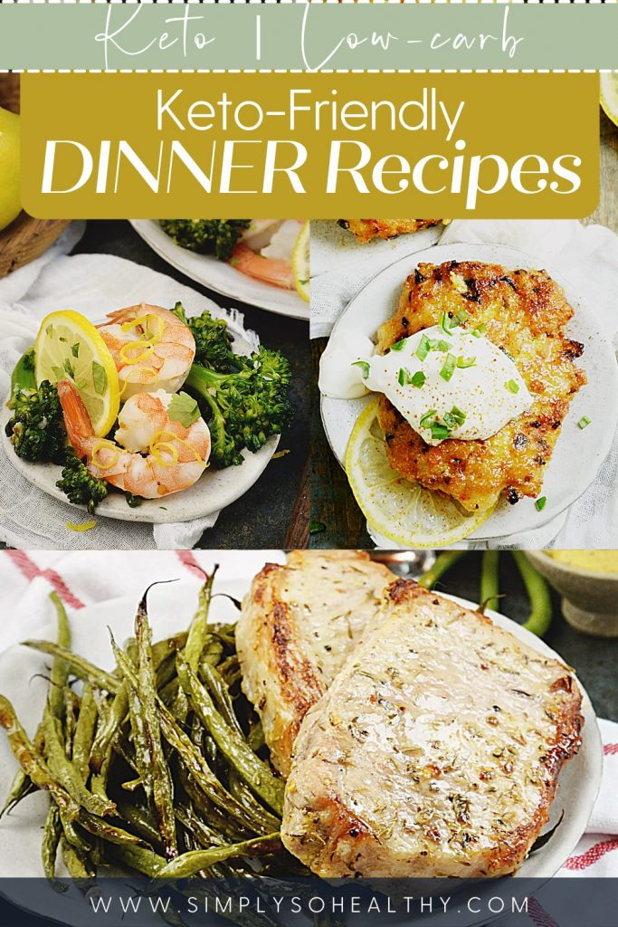 Fast and Easy Keto Dinner Recipes
